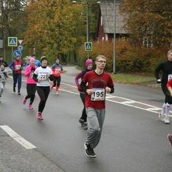61. Viljandi Linnajooks - Janar Raidma (195), Anu Kiivikas (221), Aet Kull (300)