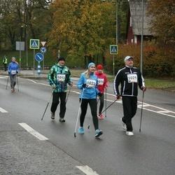 61. Viljandi Linnajooks - Ülo Older (1013), Teet Soorm (1021), Kadri Simson (1022)
