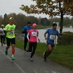 61. Viljandi Linnajooks - Viktor Tjuška (23), Mardo Lundver (34), Kaisa Kukk (367)