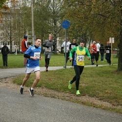61. Viljandi Linnajooks - Risto Lass (242), Sander Kuusk (362)