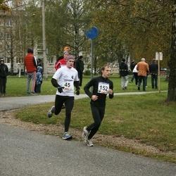 61. Viljandi Linnajooks - Mihkel Vitsut (45), Igor Zahharov (152)