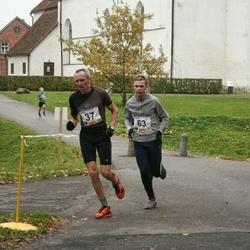 61. Viljandi Linnajooks - Rain Vellerind (37), Jakob Univer (63)