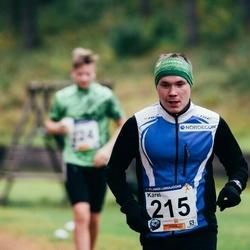 61. Viljandi Linnajooks - Karel Toss (215)