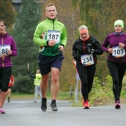 61. Viljandi Linnajooks - Salme Ojamets (103), Reiko Anniko (187), Maarika Reiles (234)