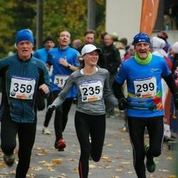 61. Viljandi Linnajooks - Marge Türn (235), Andris Dainis (299), Arne Sammel (359)
