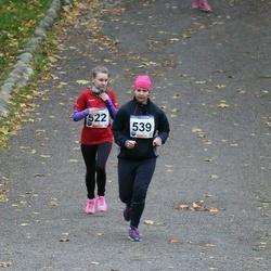61. Viljandi Linnajooks - Marge Tampere (539)