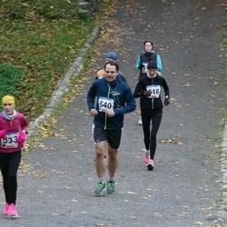 61. Viljandi Linnajooks - Karin Soorm (516), Gert Veerpalu (540)
