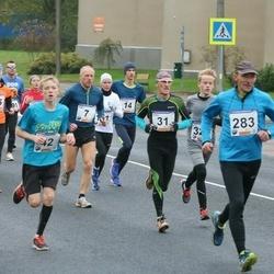 61. Viljandi Linnajooks - Olev Mitt (31), Robin Joost (42), Kajar Tilga (283)