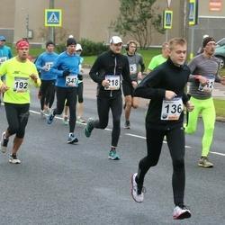 61. Viljandi Linnajooks - Sander Teder (136), Marek Märtson (192)