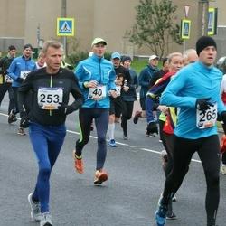 61. Viljandi Linnajooks - Tarmo Vildersen (40), Juhan Paabstel (253)