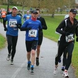 61. Viljandi Linnajooks - Jaanus Ruut (41), Jaanus Johanson (243)