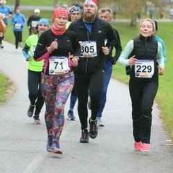 61. Viljandi Linnajooks - Tea Mey (71), Helen Tamm (229)