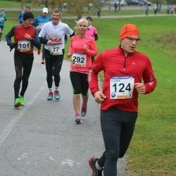 61. Viljandi Linnajooks - Kalmer Lind (124), Iriina Kodres (292)