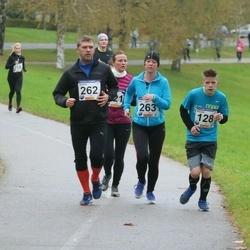 61. Viljandi Linnajooks - Kevin Kelder (128), Reevo Maidla (262), Lii Susi (263)