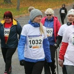 61. Viljandi Linnajooks - Linda Kirsimäe (1029), Gea Semkiv (1032)