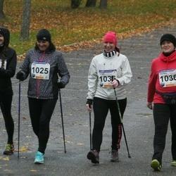 61. Viljandi Linnajooks - Heli Torim (1025), Jane Raudsepp (1026), Kristi Arr (1035), Reilika Vahtra (1036)