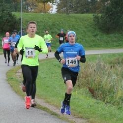 61. Viljandi Linnajooks - Tanel Lang (11), Mikk Varik (146)