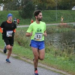 61. Viljandi Linnajooks - Rainis Uussalu (10), Margus Maiste (13)