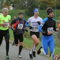 61. Viljandi Linnajooks - Heigo Saar (25), Jüri Uha (239)