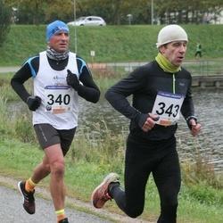 61. Viljandi Linnajooks - Enno Torim (340), Maigo Matsalu (343)