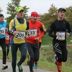 61. Viljandi Linnajooks - Leons Seškens (33), Heiki Randmäe (49), Arnold Laasu (209), Kristjan Tulp (361)