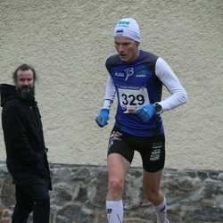 61. Viljandi Linnajooks - Karel Tammjärv (329)