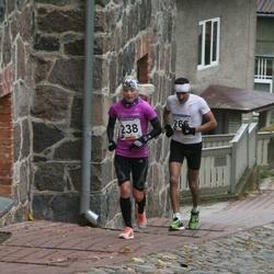 61. Viljandi Linnajooks - Lily Luik (238), Margus Lehtna (266)