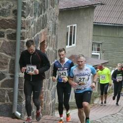 61. Viljandi Linnajooks - Andres Aas (27), Mart Kelk (342)