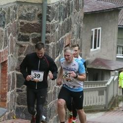 61. Viljandi Linnajooks - Andres Aas (27), Tiit Rosenberg (39)