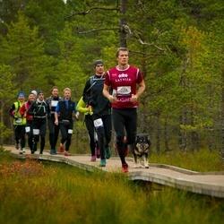 Eesti Maastiku Maraton - Jaanus Järva (136), Edgars Sneps (228)