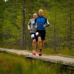 Eesti Maastiku Maraton - Uku Karing (145), Lauri Kivistik (152)