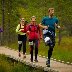 Eesti Maastiku Maraton - Tiina Tartes (88), Bram De Ridder (114)