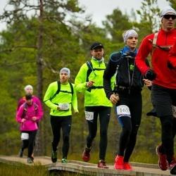Eesti Maastiku Maraton - Kaarel Lapimaa (165), Mikk Paap (200)