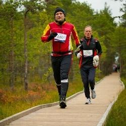 Eesti Maastiku Maraton - Olav Liivak (170), Joosep Loost (180)