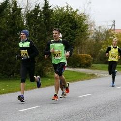 43. Saaremaa kolme päeva jooks - Viljar Vallimäe (202), Janno Greenbaum (336)