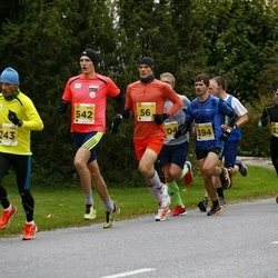 43. Saaremaa kolme päeva jooks - Priit Ailt (56), Raido Raspel (243), Rain Seepõld (542)