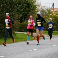 43. Saaremaa kolme päeva jooks - Alar Abram (486), Kaisa Kukk (599), Kain Väljaots (777)