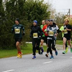 43. Saaremaa kolme päeva jooks - Urmo Kallakas (229), Priit Kajari (234), Indrek Aas (481)