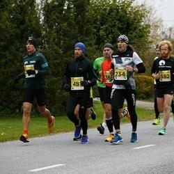 43. Saaremaa kolme päeva jooks - Priit Kajari (234), Indrek Aas (481)