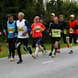 43. Saaremaa kolme päeva jooks - Marek Truumaa (440), Ago Kokk (462)