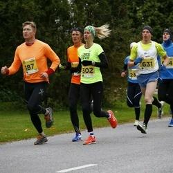 43. Saaremaa kolme päeva jooks - Marti Soosaar (187), Minna Kuslap (302), Jaan Jänes (631)