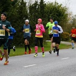 43. Saaremaa kolme päeva jooks - Klarika Kuusk (11), Kristjan Lehesmets (604)