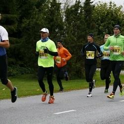 43. Saaremaa kolme päeva jooks - Ermo Veelain (281), Tõnis Milling (487)