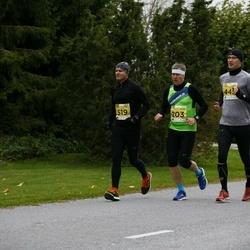 43. Saaremaa kolme päeva jooks - Raivo Meitus (203), Marek Oolo (519)