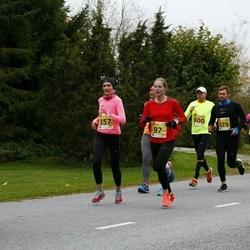 43. Saaremaa kolme päeva jooks - Krista Puks (97), Triinu Vister (357)