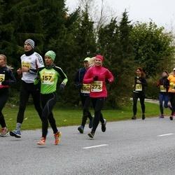 43. Saaremaa kolme päeva jooks - Arja Kajanki (157), Britta Panker (273)