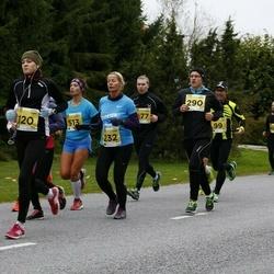 43. Saaremaa kolme päeva jooks - Katriin Ivanov (120), Kristi Siibak (232)