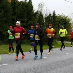 43. Saaremaa kolme päeva jooks - Kaisa Rooba (82), Andrei Lopsik (478)