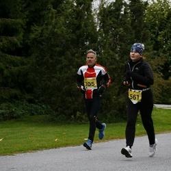43. Saaremaa kolme päeva jooks - Janek Aedmäe (105), Inge Reiman (561)