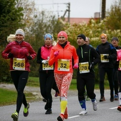 43. Saaremaa kolme päeva jooks - Reena Käo (32), Kairit Valk (568)